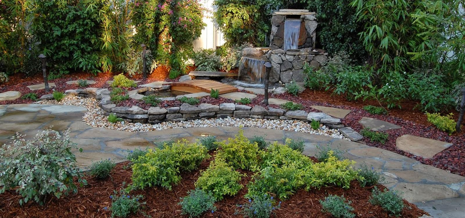 , Waterfalls, Natural Wonders Landscaping